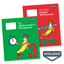 My Mathematics & English Workabooks 3