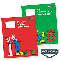 My Mathematics & English Workabooks 6