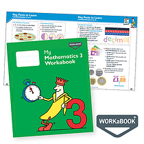 My Mathematics Workabook 3