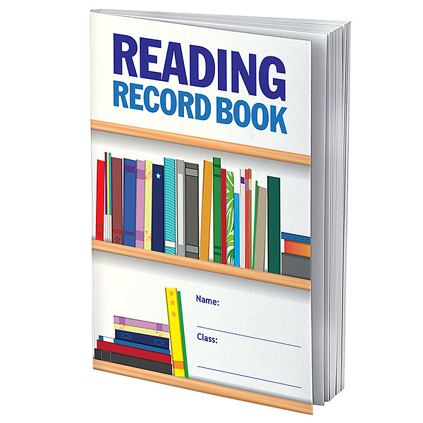 Front Range Christian School Home: Reading Record Book