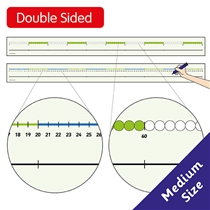 Number Line 0-100 (70cm x 6cm)