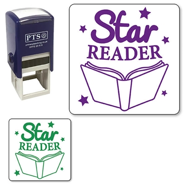 Star Reader Stamper  (25mm)