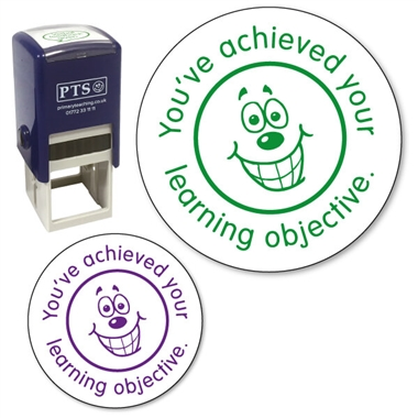 You've achieved your learning objective Stamper (21mm)