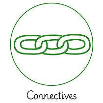 Pedagogs Marking Stamper - Chains - Connectives (25mm)