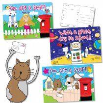 Pedagogs Postcards - Glittery (30 Postcards - A6)