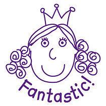 Pedagogs Stamper - Princess Fantastic! (25mm)