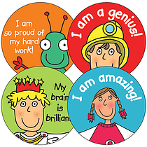 Pedagogs Stickers (35 Stickers - 37mm)