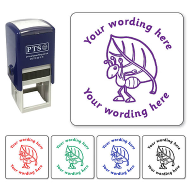 Personalised Ant Stamper (25mm)