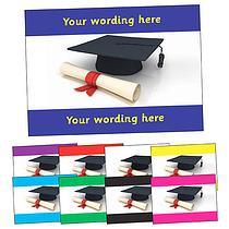 Personalised Graduation Postcard (A6)