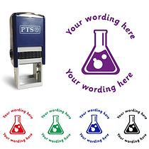 Personalised Science Stamper (25mm)
