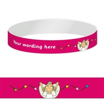 Personalised Wristbands - Pedagogs - Fairy (5 Wristbands)