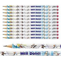 Polar Scene Metallic Finish Pencils (12 Pencils)