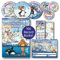 Reading Value Pack - Polar (100 Record Books Included)