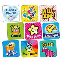 School Reward Stickers (140 Stickers - 16mm)