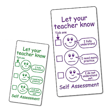 Self Assessment Stamper (42mm x 22mm)