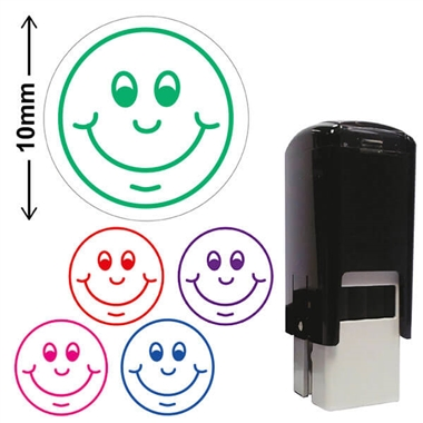 Smiley Face Stamper (10mm)