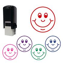 Smiley Face Stamper (10mm)