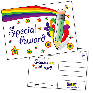 Special Award Postcards Home (20 Postcards - A6)