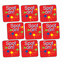 Spot On Stickers (140 Stickers - 16mm)