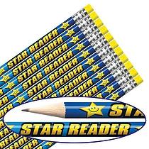 Star Reader Pencils (12 Pencils) Brainwaves