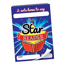 Star Reader Praisepad - 60 Notes Home (A6)