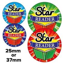 Star Reader Stickers