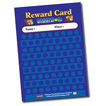 Sticker Reward Cards - Diddi Dots (32 Cards - A5)