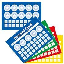 Sticker Reward Cards - House Colour (32 Cards - A5)