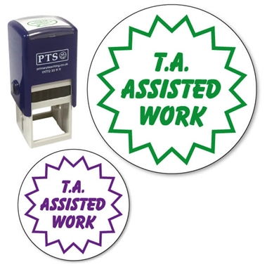 TA Assisted Work Stamper (25mm)