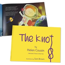 The Knot (Children's Anxieties) by Helen Cousin