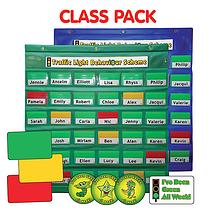 Traffic Light Behaviour Scheme Class Set