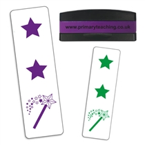 Two Stars and a Wish Stakz Stamper (44mm x 13mm)