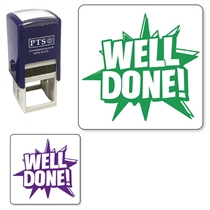 Well Done Stamper (25mm)